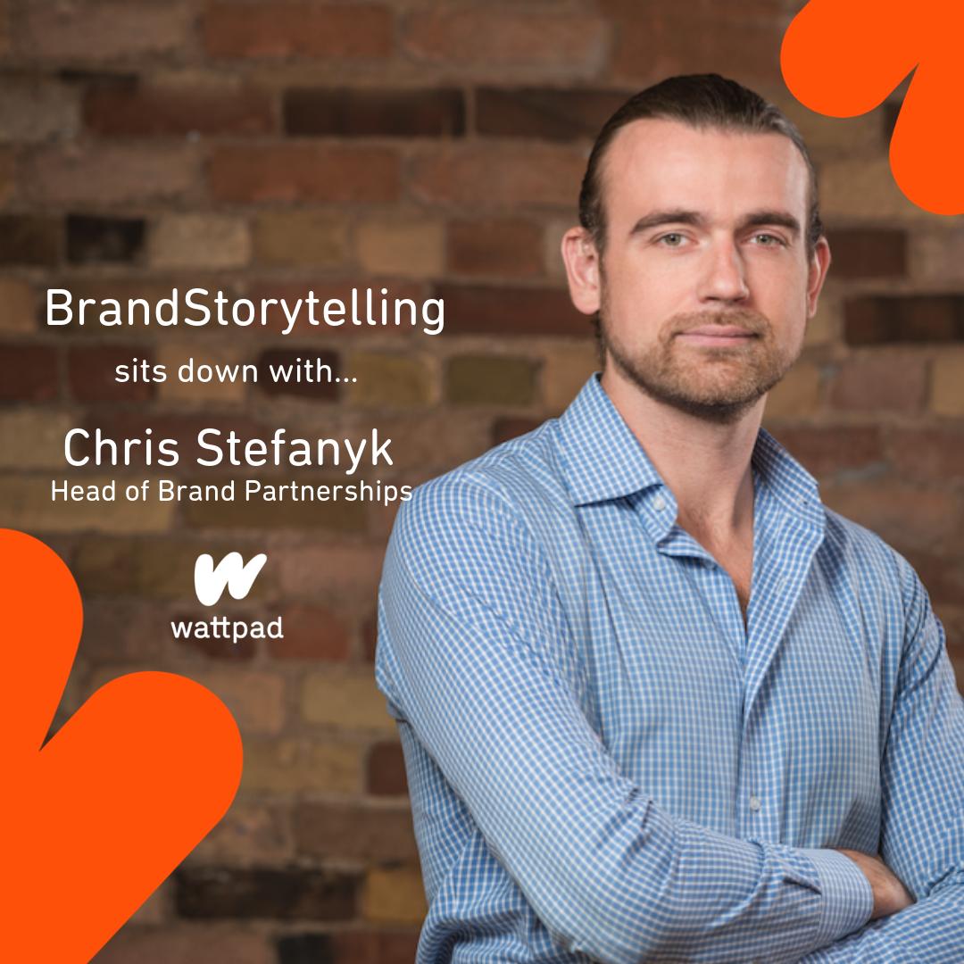Chris Stefanyk Brand Storytelling